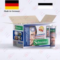 پالت ترکیبی سیلیکون مشکی و سفید اشنایدر Schneider (وارداتی)